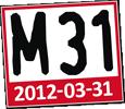 M31 Logo