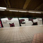Talking is over – action is on! M31 Graffiti