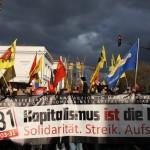 Pressemitteilung/Press Release: M31-Demo in Frankfurt